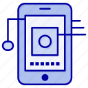 cell, hardware, mobile, network icon