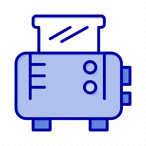 Machine, toast, toaster icon - Download on Iconfinder