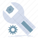 app, installation, maintenance, service, settings icon