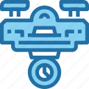 device, drone, fly, gadget, technology icon