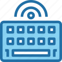 computer, device, hardware, keyboard, technology icon