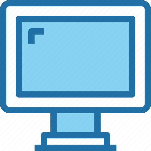computer, device, display, hardware, technology icon