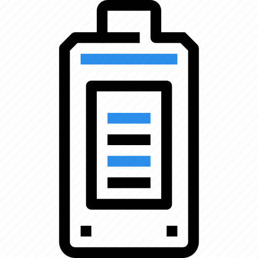 battery, device, hardware, technology icon