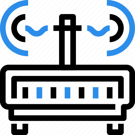 connect, device, hardware, internet, router, technology, wifi icon