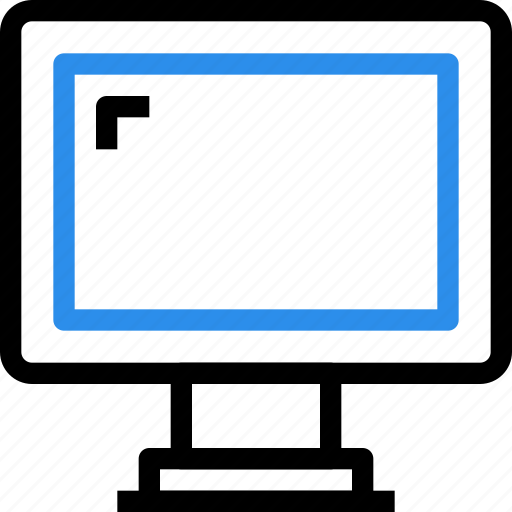 computer, device, display, hardware, office, technology icon