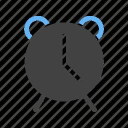 alarm, alarm clock, alert, notification, reminder, ring, time icon