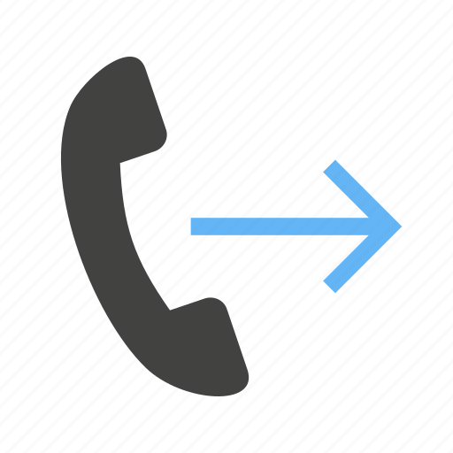 call, call forwarding, communication, craddle, forward, phone, talk icon
