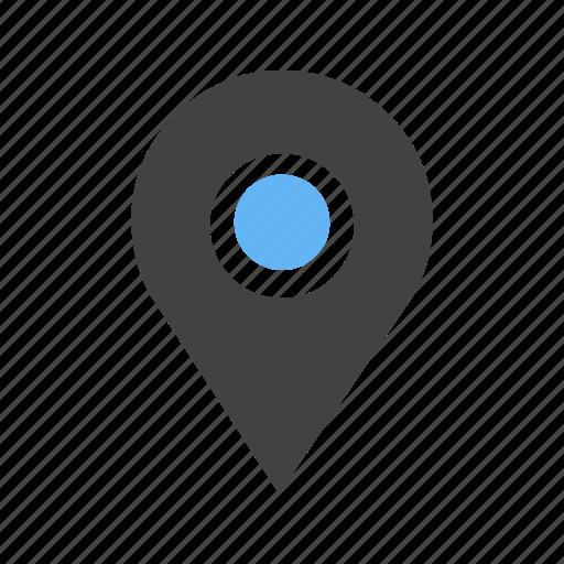 address, find, locate, location, navigation, navigator, service icon