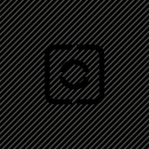 camera, device, option, partial icon