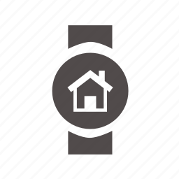 estate, home, house, property, villa icon