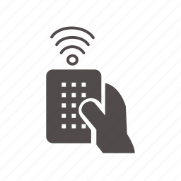 connected, device, mobile, signal, signal2, technology, wifi icon