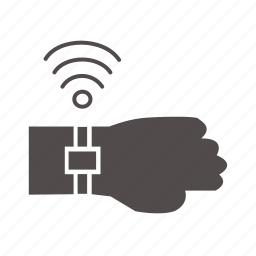 connected, internet, signal, technology, wifi icon