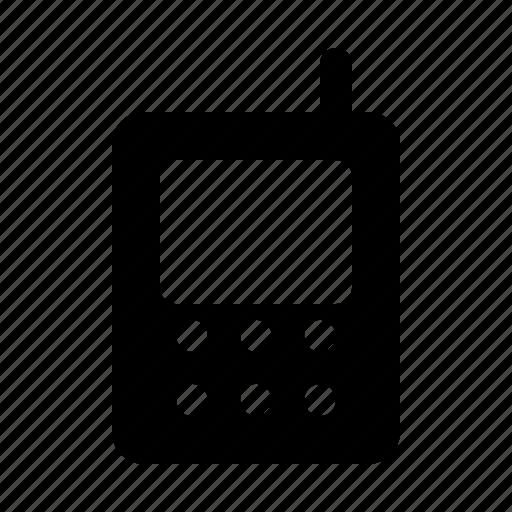 Device, handphone, mobile, phone icon