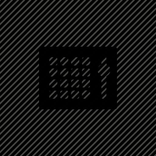 device, drummachine icon