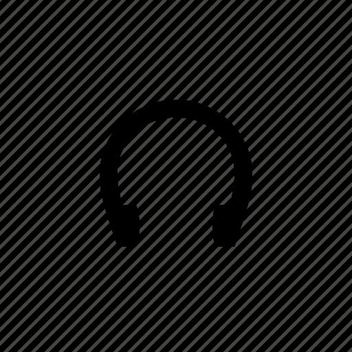 device, headphones icon