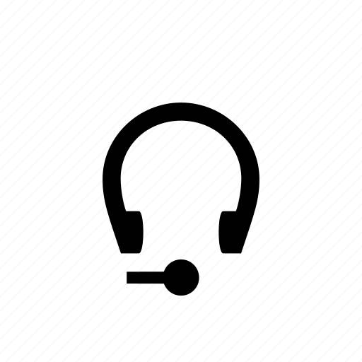 device, headset icon