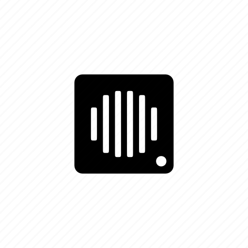 device, speaker icon