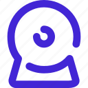 camera, computer camera, video, web camera, webcam icon