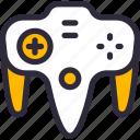 controller, game, video icon