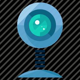 cam, camera, device, web, webcam icon