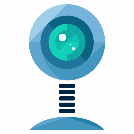 cam, camera, device, web, webcam icon