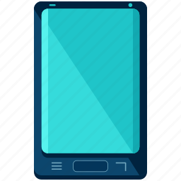 android, communication, device, mobile, smartphone, tablet, technology icon