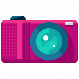camera, device, digital, image, photo, photography, picture icon