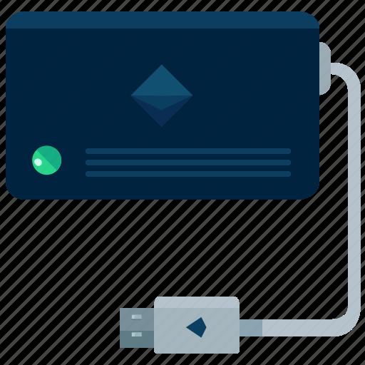 data, database, device, disk, hard, storage icon