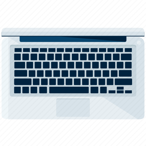 computer, device, keyboard, laptop, notebook, pc icon