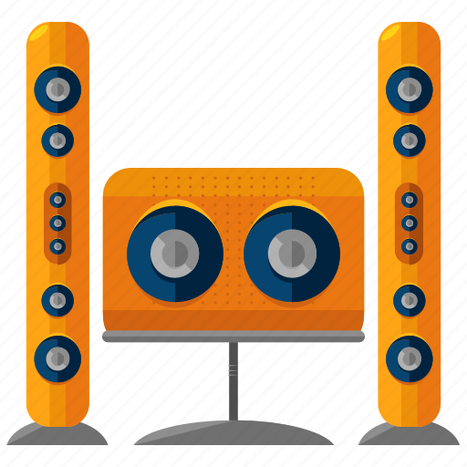 audio, devices, multimedia, speaker, speakers, volume icon