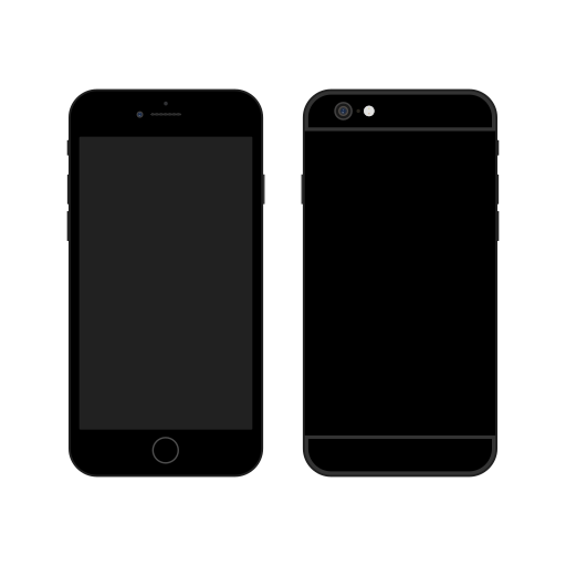 apple, device, iphone, iphone6, mobile, smartphone icon