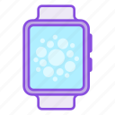 clock, device, gadget, smartwatch, technology, time, watch icon