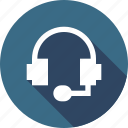 headphone, headset, hear, listen, music, play icon