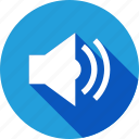 audio, media, music, player, sound icon