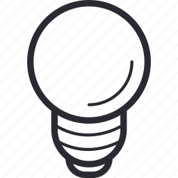 bulb, energy, idea, imagination, light, light bulb, off icon