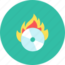 burn, cs icon