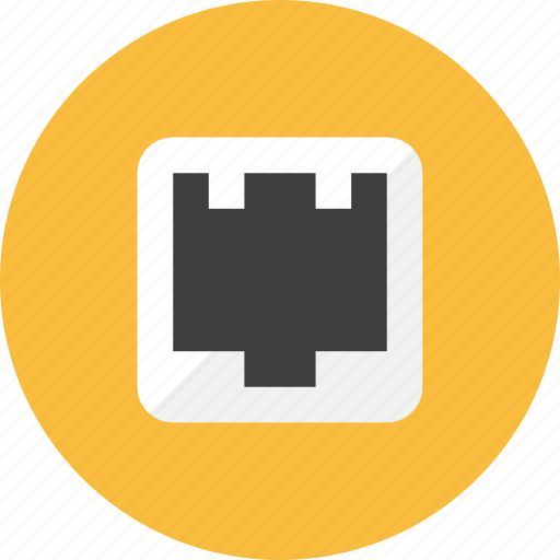 Connector, lan icon - Download on Iconfinder on Iconfinder