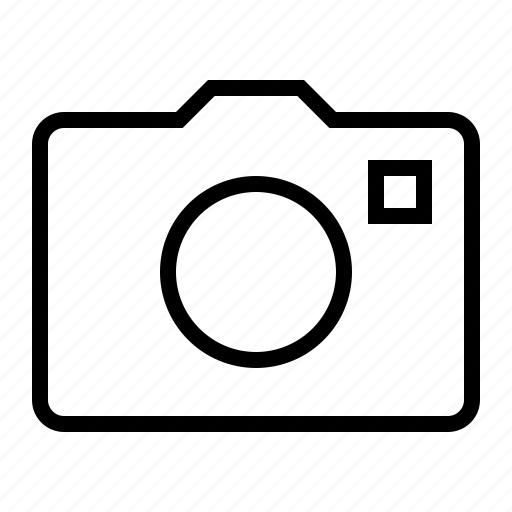 camera, devices, media, photo icon