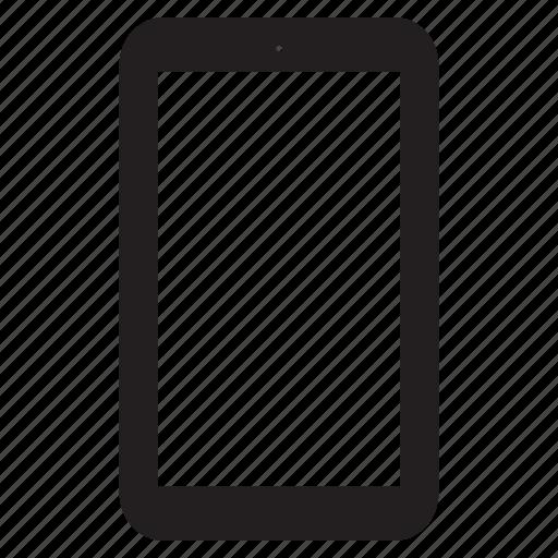 device, mobile, nexus, nexus 7, phone icon
