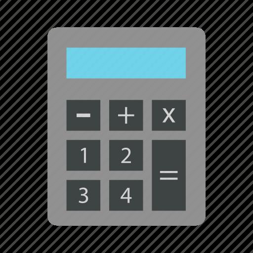calculator, design, element, graphic, illustration, isolated, sign icon