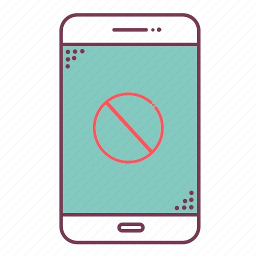 devices, error, mobile, phone, sign, smartphone, warning icon