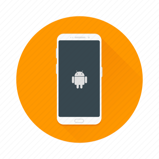 android, cellphone, device, mobile, phone, samsung icon