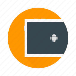 android, device, gadget, mobile, phone, tablet icon