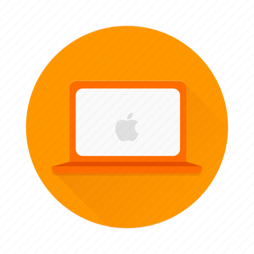 apple, computer, device, laptop, macbook, pc icon