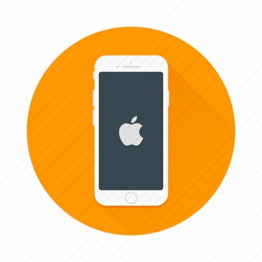apple, cellphone, device, gadget, iphone, mobile, phone icon