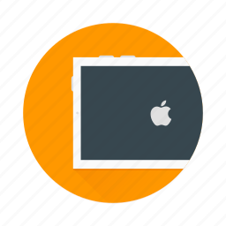 apple, device, gadget, ipad, phone, tablet icon