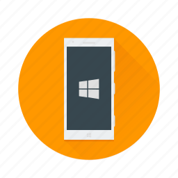 cellphone, device, microsoft, mobile, nokia, phone, windows icon