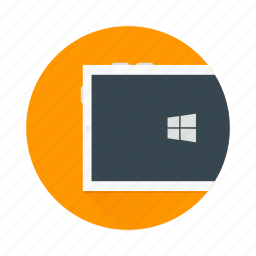 device, gadget, microsoft, mobile, surface, tablet, windows icon