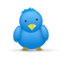 bird, tweet, twitter icon