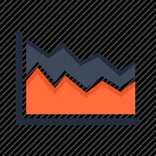 analytics, business, diagram, finance, graph, statistics icon